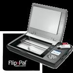 Flip-pal scanner image