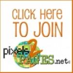 Pixels2pages - Logo