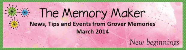 2014-03 Memory Maker